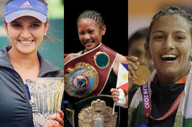 14 Inspiring women athletes our daughters can look up to