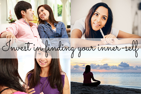 Invest in finding your inner-self