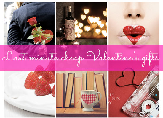 Last minute Valentines Gifts!