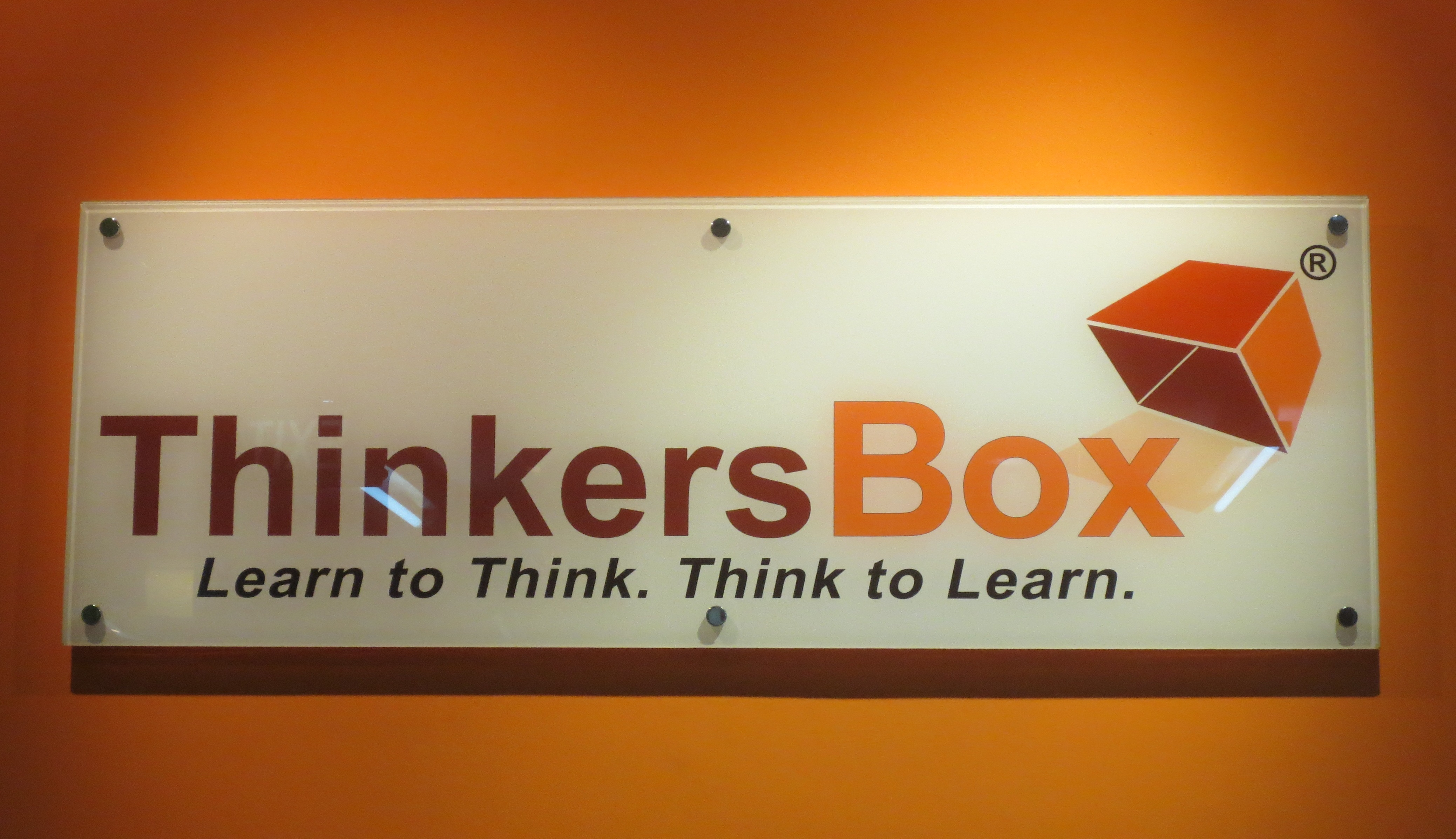 ThinkersBox helps children learn to think and think to learn