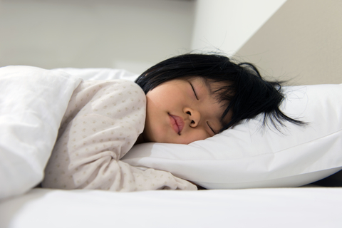 Make sure your children sleep early