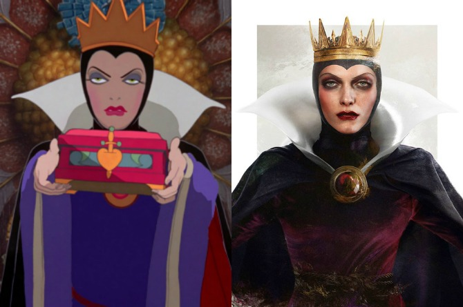 Wicked Queen (Snow White)