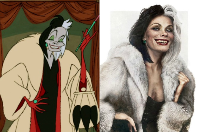 LOOK: Artist shows us what 12 Disney villains would look like in real life