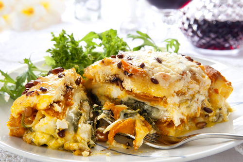 30 easy lunch ideas for the family food ideas vegetarian lasagna forumfinder Gallery