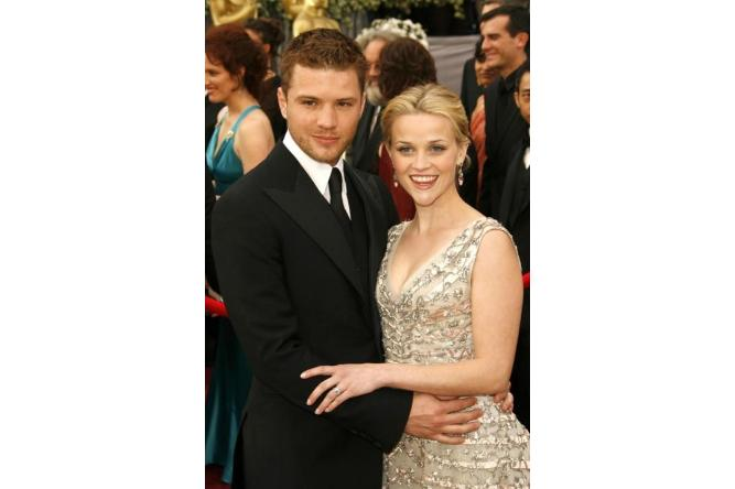 Ryan Phillipe and Reese Witherspoon