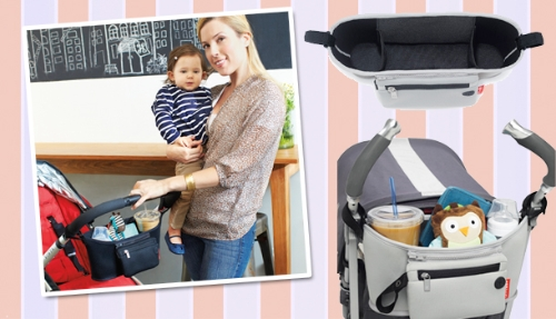 Skip Hop® Grab and Go Stroller Organiser (Price from S$39.90)