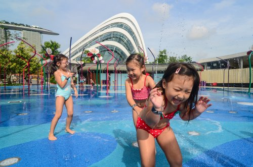 Celebrate at Gardens by the Bay