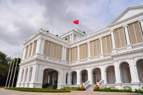 Check out 'Istana,' the President of Singapore's residence!