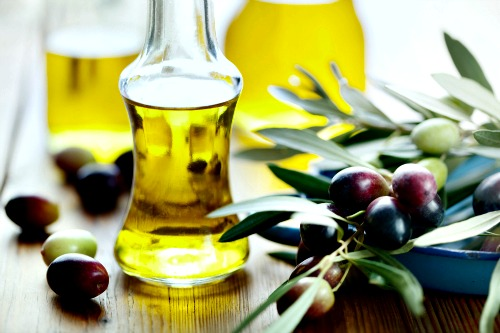 Polish your furniture with olive oil