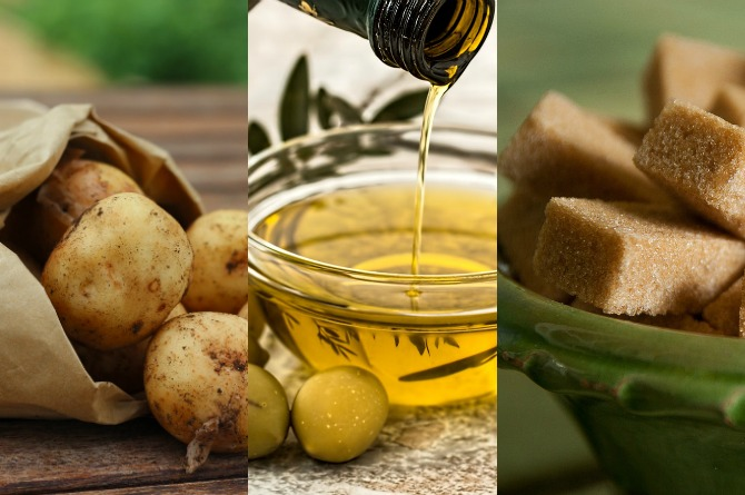 9 Natural ways to minimise stretch marks using things found in your kitchen