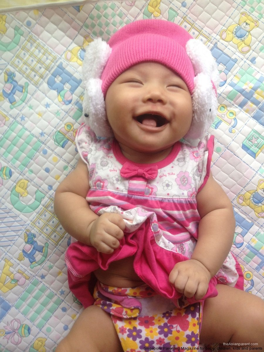 The Laughing Angel