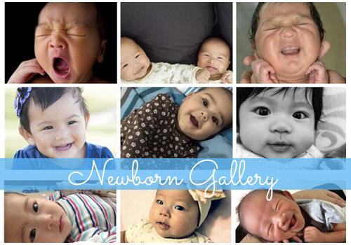 Click next and be inspired by our precious newborns..