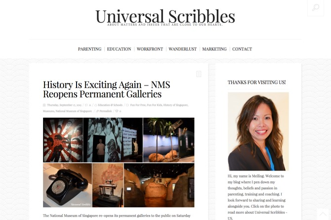 Meiling Chainani @ universalscribbles.com