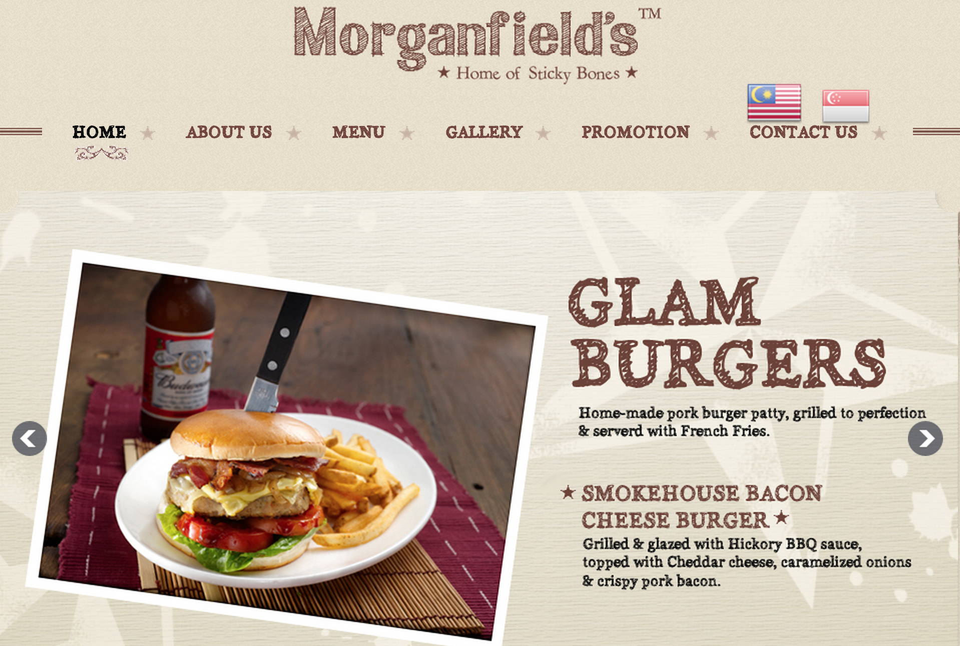 Morganfield's Singapore
