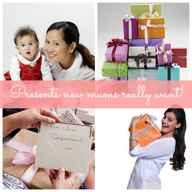 13 presents new mums really want!
