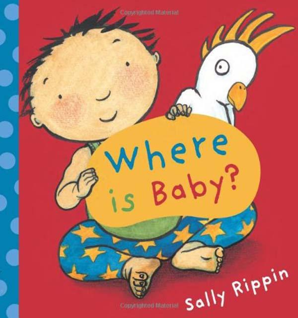 1. Where is baby?