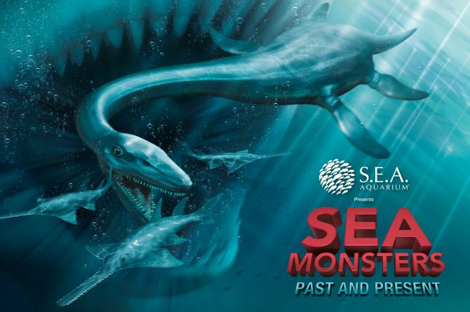 Sea Monsters: Past and Present