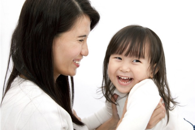 10.  Be honest-both with your child and with others.
