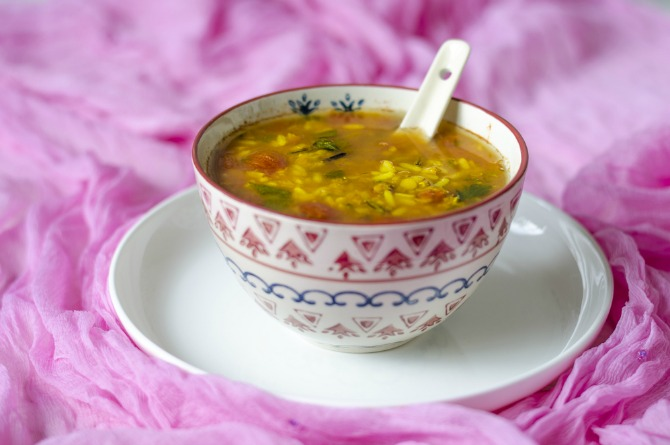 #2 Your neighbour who makes the tastiest soups for you