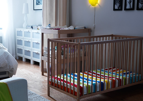 ikea baby cots