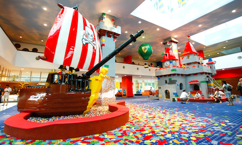 11. A Family Package to Legoland Malaysia worth $650