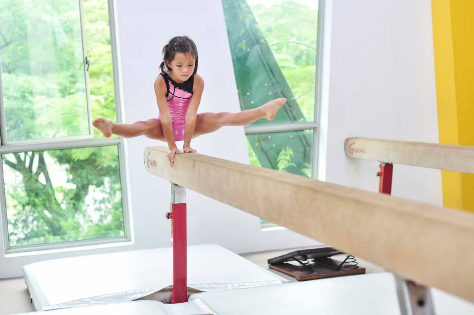 Top 10 gyms for kids - Review of gyms for kids in Singapore