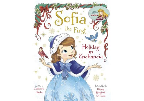 Sofia the first: Holiday in Enchancia by Cathy Hapka