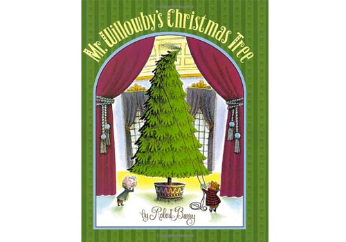 Mr. Willowby's Christmas Tree by Robert E. Barry