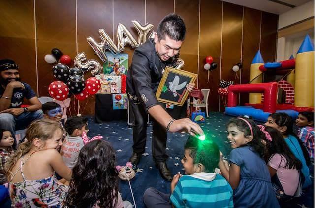 Image result for Why Magicians Make For Good Entertainment at a Kid's birthday Party