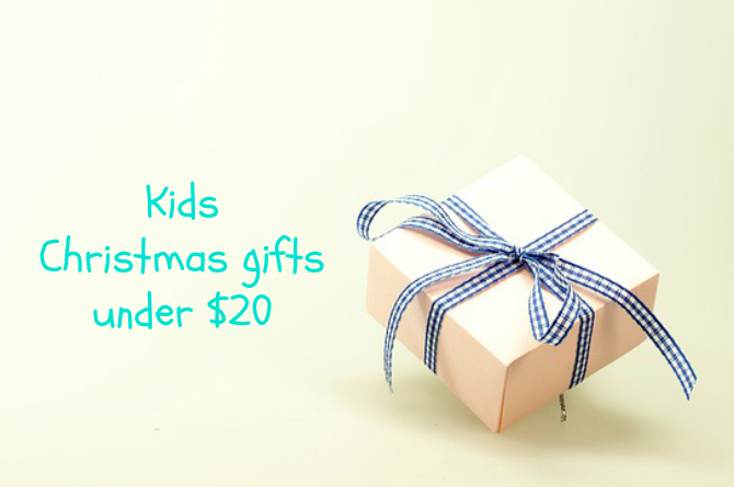 Kids Christmas gifts under $20
