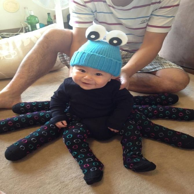 Octo-baby