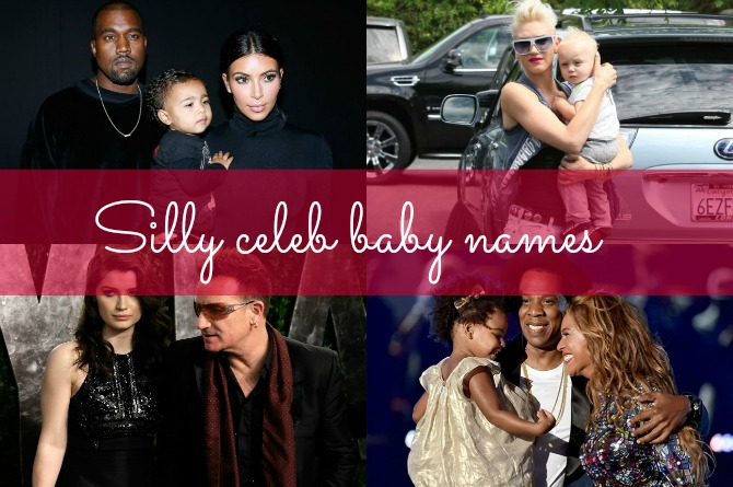 baby names 11 unusual and funny celebrity baby names