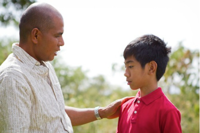 What to do when your child stammers