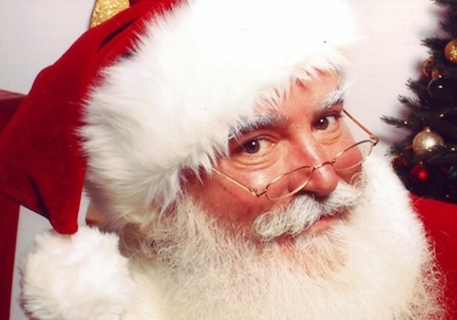 Santa Claus is coming to Tanglin Mall