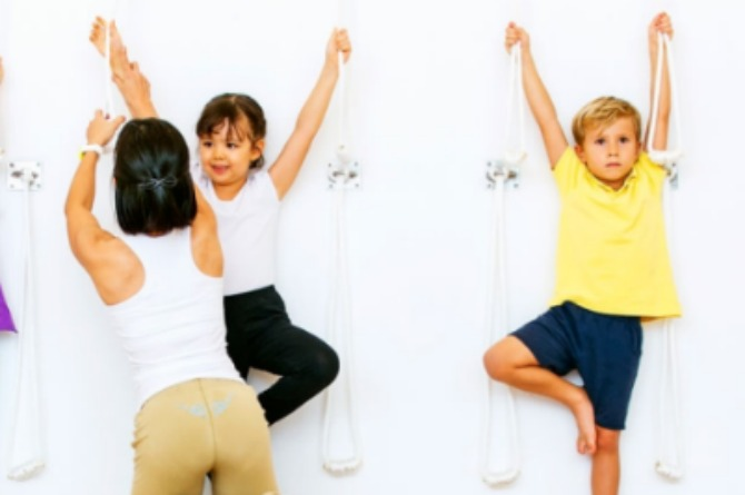 Yoga classes in Singapore that will keep both mummy and child fit!