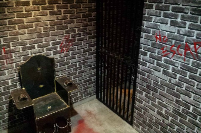 2. Lockdown: Real-Life Escape Game