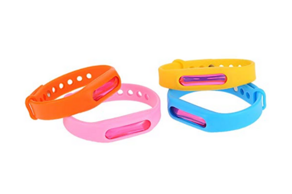 Decdeal Anti-Insect Wristband Mosquito Repellent Bracelet