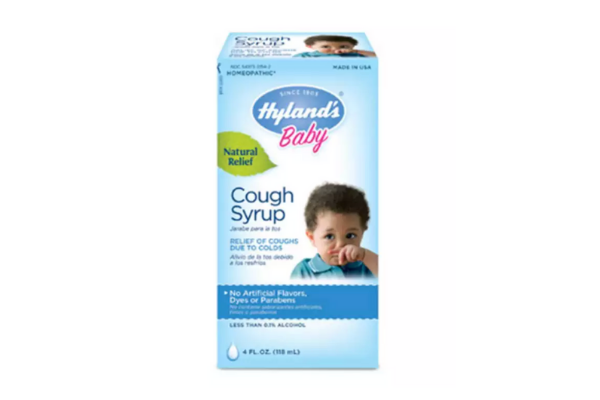 Hyland's Baby Cough Syrup, 118ml
