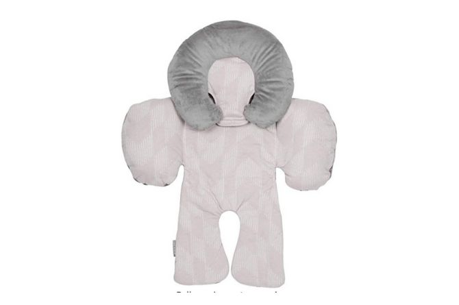 JJ Cole - Reversible Body Support, 2-Piece Insert for Car Seat and Stroller