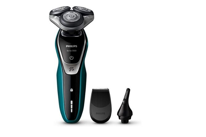 Philips S5550/44 Shaver Series 5000 Wet and Dry Electric Shaver