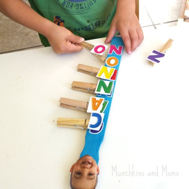 Name-activities-for-preschoolers-clothespin-na