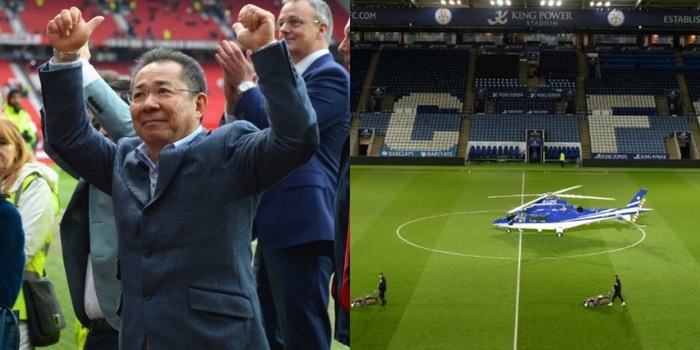 Book Of Condolence Opened For Vichai Srivaddhanaprabha And The Other Victims Aboard The Helicopter