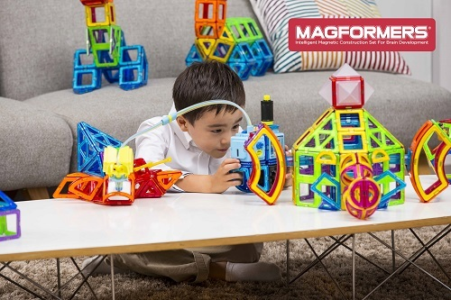 review magformers