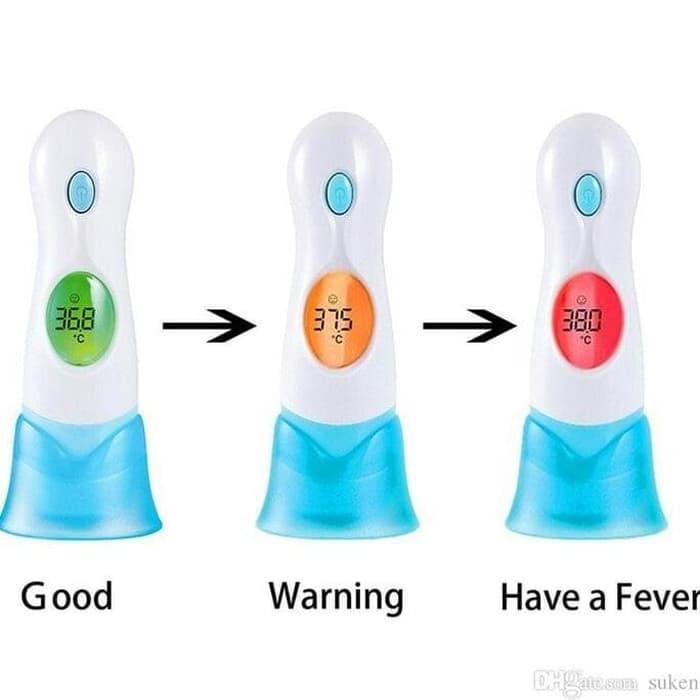 Thermometer Digital Baby IT-903 | Termometer 8 in 1 Anak & Bayi