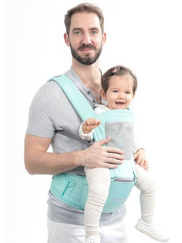Mooimom H90502D Casual Hip Seat Carrier