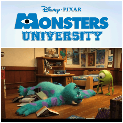 Monsters University: Catching Archie
