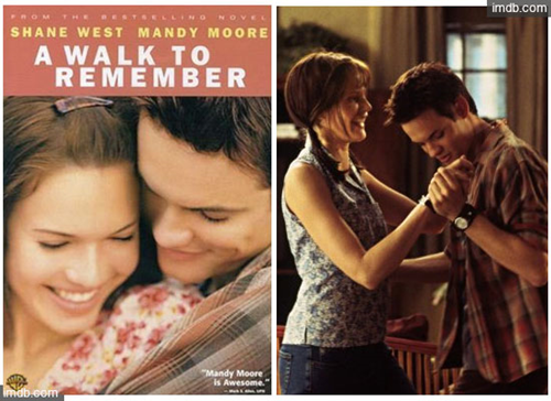 1. A Walk to Remember (2002)