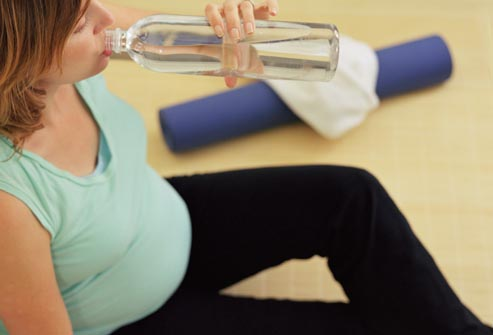 getty_rm_photo_of_pregnant_woman_drinking_water