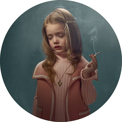 the Smoking Kids series