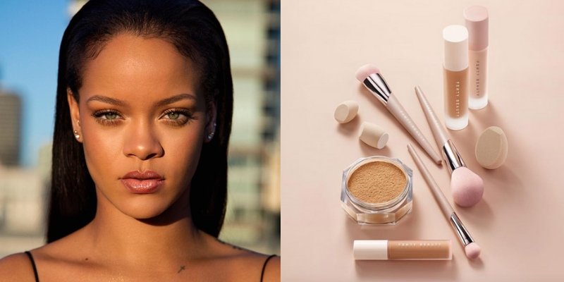 Rihanna Just Dropped New Fenty Beauty Concealers In 50 FREAKING Shades!